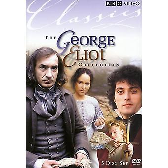 George Eliot - George Eliot samling [DVD] USA import