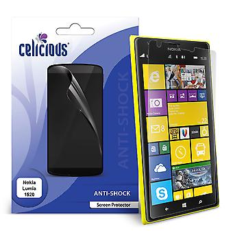 Celicious Impact Anti-Shock Shatterproof Screen Protector Film Compatible with Nokia Lumia 1520