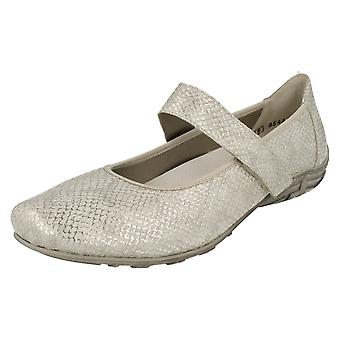 Ladies Rieker Mary Jane Style Shoes L2062