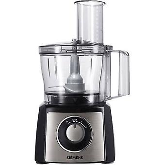 Food processor Siemens MK3501M 800 W Black, Stainless steel (bru