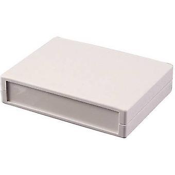 Hammond Electronics RM2015L Universal enclosure 130 x 100 x 70 Acrylonitrile butadiene styrene Light grey (RAL 7035) 1