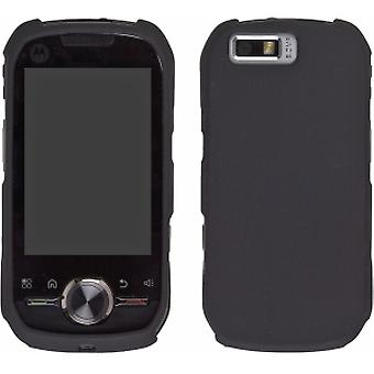 Wireless Solutions Two piece Soft Touch Snap-On Case for Motorola Nextel i1 - Bl
