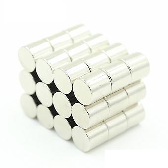Neodymium magneet 3 x 3 mm ring N35 - 100 stuks