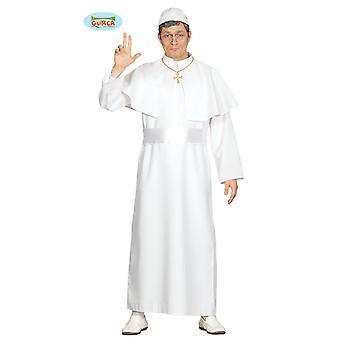 Pope costume for men Carnival Carnival spiritual head of