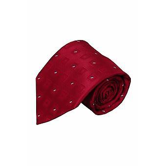 Red tie Reggio 01