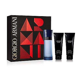 Gift set Giorgio Armani Code Pour Homme Edt 75 ml + SG Colonia 75 ml + SG 75 ml