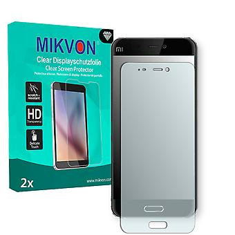 Xiaomi Mi5 Screen Protector - Mikvon Clear (Retail Package with accessories)