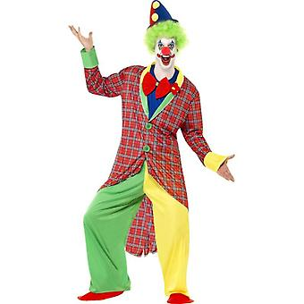 La Circus Deluxe Clown Costume, Chest 42