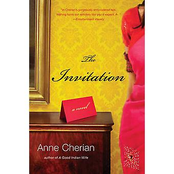 The Invitation - A Novel by Anne Cherian - 9780393345483 Book