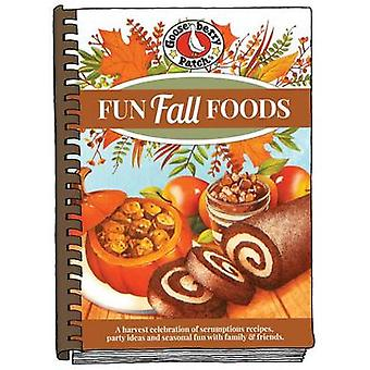 Fun Fall Foods by Gooseberry Patch - 9781620931981 Book