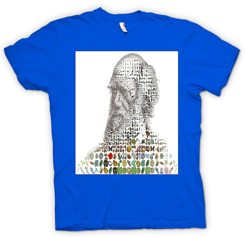 Mens T-shirt - Darwin Evolution - cooles Design