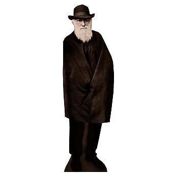 Charles Darwin - Lifesize Découpage cartonné / Standee