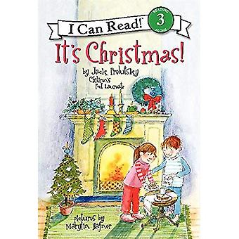 It's Christmas! (I Can Read - Level 3