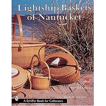 Lightship Baskets of Nantucket (Schiffer Book for Collectors (Paperback))