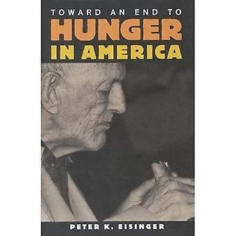 Toward an End to Hunger in America
