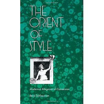 O Oriente de estilo: alegorias modernistas de conversão