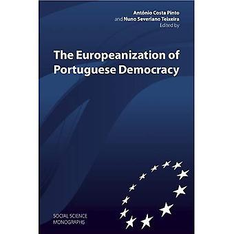 De europeanisering van de Portugese democratie