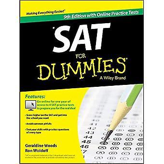 SAT voor Dummies, met Online praktijk