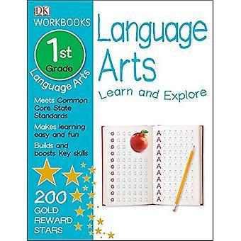Libros DK: Artes del lenguaje, grado 1 [con calcomanía]