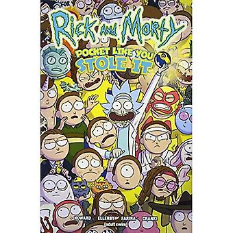 Rick and Morty: Pocket Like�You Stole It (Rick and Morty)