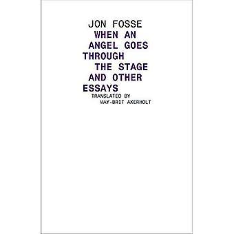 Quand un ange passe par l'étape and Other Essays (littérature norvégienne)