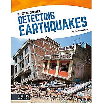 Att upptäcka jordbävningar (upptäckande katastrofer)
