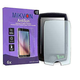 Teasi Pro Screen Protector - Mikvon AntiSun (Retail Package with accessories)