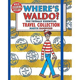 Onde está Wally? a coleção de viagens totalmente essenciais (onde está Wally?)