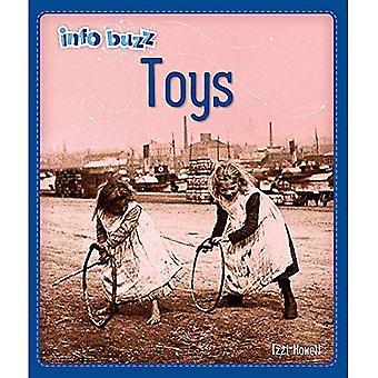 Info Buzz: History: Toys (Info Buzz: History)