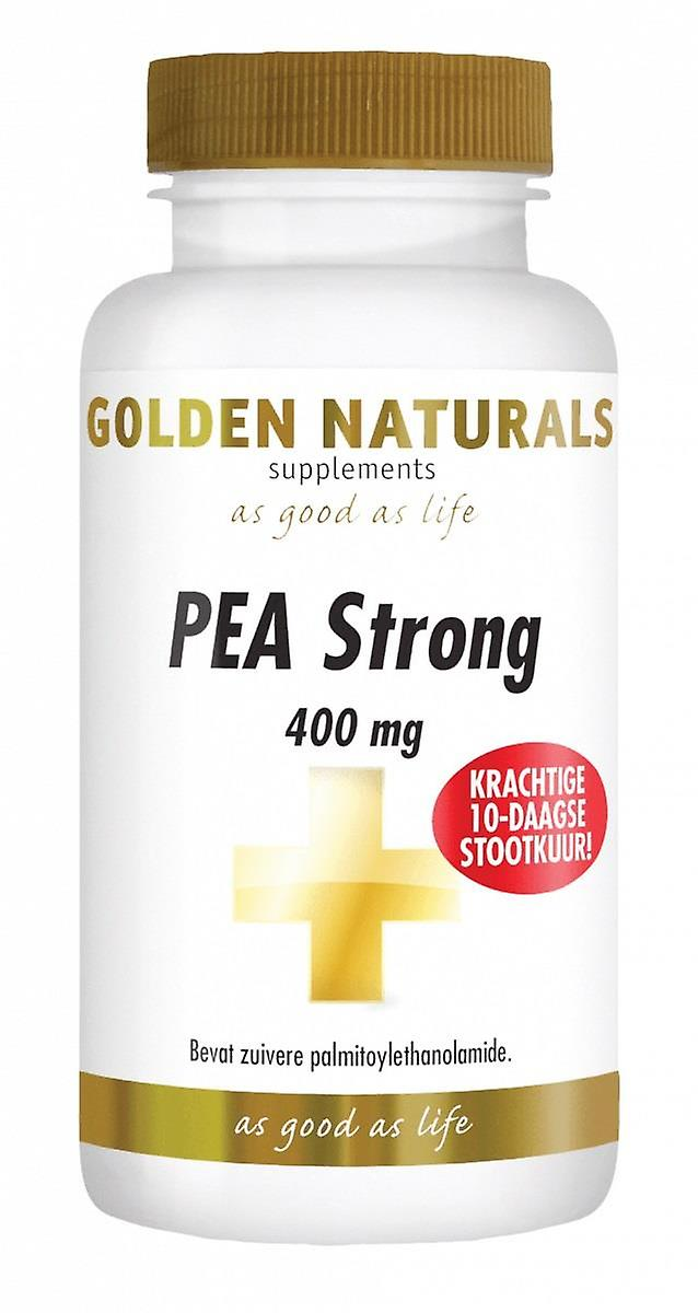 Golden Naturals PEA Strong 400 mg (30 vegetarian capsules)
