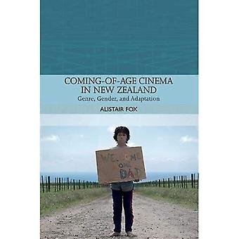 Coming-Of-Age Cinema in New� Zealand: Genre, Gender and� Adaptation (Traditions in World Cinema)