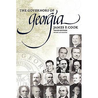 Les gouverneurs de la Géorgie troisième édition 17542004 par Cook & James