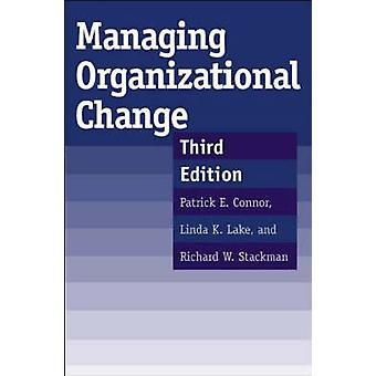 Gestão de mudança organizacional, a terceira edição por Gottlieb & Marvin R.
