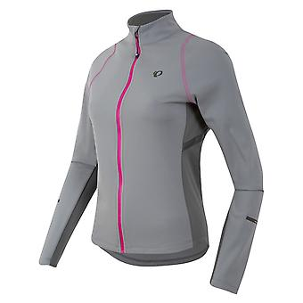 Pearl Izumi Monument-Smoked Pearl Select Escape Thermal Womens Long Sleeved Cycl