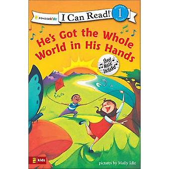 He's Got the Whole World in His Hands by Molly Idle - 9780310716228 B