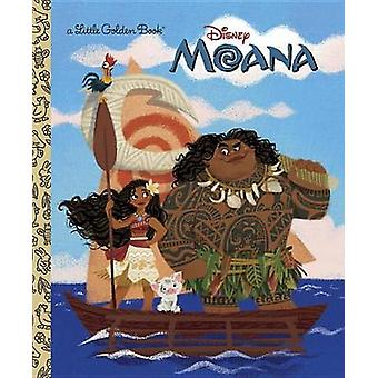 Moana Little Golden Book by Laura Hitchcock - Griselda Sastrawinata-L