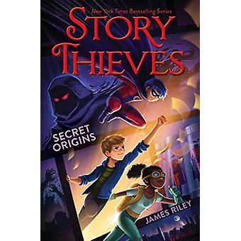 Secret Origins by James Riley - 9781481461252 Book