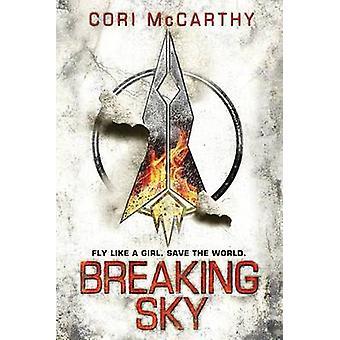 Breaking Sky by Cori McCarthy - 9781492621126 Book