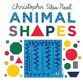 Animal Shapes by Christopher Silas Neal - 9781499805345 Book