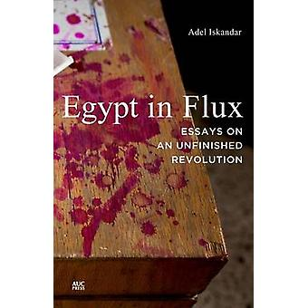 Egypt in Flux - Essays on an Unfinished Revolution by Adel Iskandar -