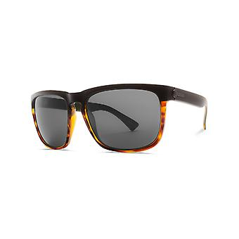 Electric Darkside Tortoise-Ohm Grey Knoxville XL Sunglasses