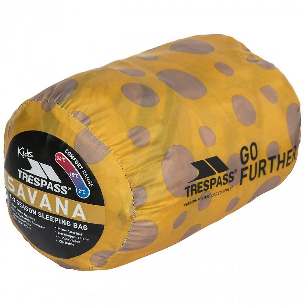 competitive price be0f1 64696 Trespass Childrens/Kids Novelty Sleeping Bag