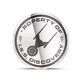 Star Trek ISterling Silver Discovery logo PIN in Sterling Zilver