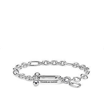 Thomas Sabo armbanden link zilveren vrouw-A1816-637 -21-L19v
