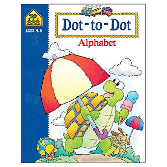 Activity Workbooks 32 Pages Dot To Dot Alphabet Ages 4 6 Szact 02195