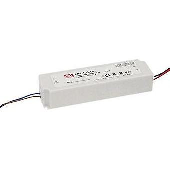 LED transformer Constant voltage Mean Well LPV-100-24 100 W (max)