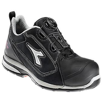 Utility Diadora Jet Black Boa (Diy , Tools , Security , Shoes)