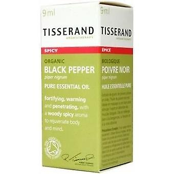 Tisserand Aromatherapie Black Pepper Bio Ätherisches Öl