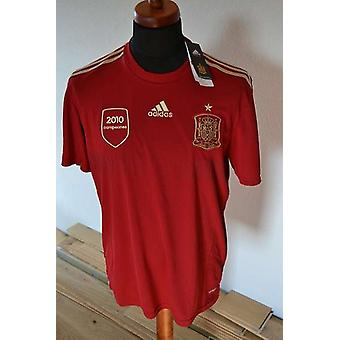 Adidas Spain Jersey size S