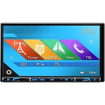 Clarion NX706DAB Double DIN Satnav Maps of Europe